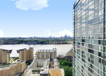 Thumbnail 1 bed flat for sale in Landmark East, Marsh Wall, London