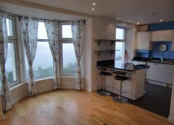 Thumbnail 2 bed flat to rent in Frobisher Terrace, Falmouth, Cornwall