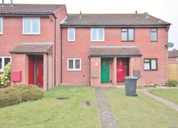 Thumbnail 2 bed terraced house to rent in Stubble Close, Botley