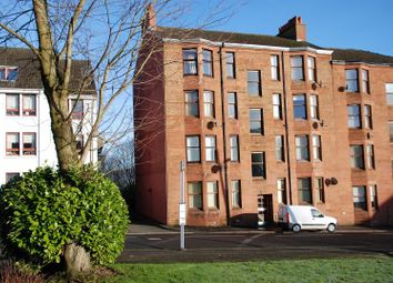 Thumbnail 1 bed flat to rent in Carwood Court, Greenock
