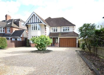 Thumbnail 5 bedroom detached house for sale in Wilderness Road, Earley, Reading