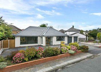 Thumbnail 3 bed detached bungalow for sale in Wentworth Avenue, Whitefield, Manchester