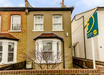 Thumbnail 2 bed semi-detached house for sale in Blagdon Road, New Malden