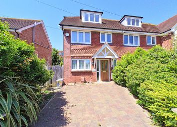 Thumbnail 3 bed terraced house for sale in Victoria Road, Bognor Regis