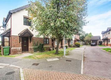 Thumbnail 1 bed end terrace house for sale in Sinclair Walk, Wickford, Essex