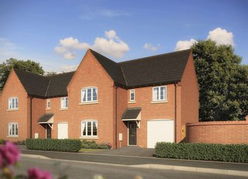 "Thumbnail 4 bed detached house for sale in ""The Priestley"" at Milestone Road, Stratford-Upon-Avon"