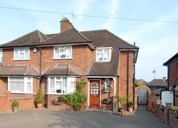 Thumbnail 3 bedroom semi-detached house to rent in Tudor Way, Mill End, Rickmansworth, Hertfordshire