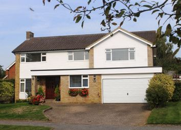Thumbnail 5 bed detached house for sale in Browning Road, Fetcham, Leatherhead
