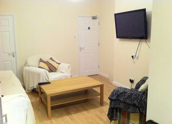 Thumbnail 5 bed terraced house to rent in Duchess Road, Sheffield