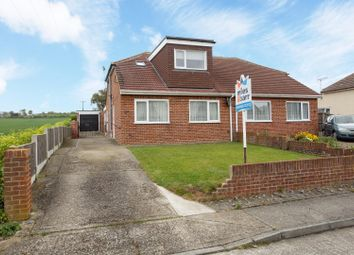 Thumbnail 5 bed semi-detached bungalow for sale in Clive Road, Cliffsend, Ramsgate