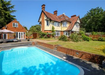 Thumbnail 6 bed property for sale in Pinemount Road, Camberley, Surrey