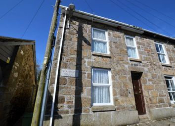 Thumbnail 2 bed end terrace house for sale in Stanford Terrace, Penzance, Cornwall