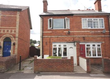 Thumbnail 3 bedroom end terrace house to rent in Downing Road, Tilehurst, Reading