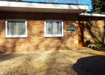 Thumbnail 2 bedroom bungalow to rent in Kitnocks Hill, Curdridge, Southampton