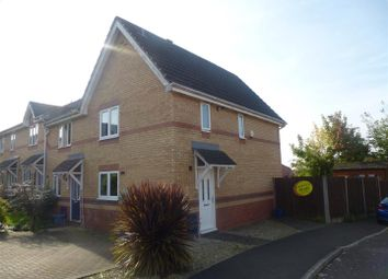 Thumbnail 3 bed terraced house to rent in Garvey Close, Chepstow