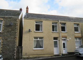 Thumbnail 3 bed end terrace house for sale in High Street, Abergwynfi, Port Talbot, Neath Port Talbot.
