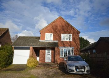 Thumbnail 4 bed detached house for sale in The Street, Claxton, Norwich