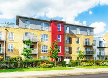 Thumbnail 1 bed flat for sale in Brecon Lodge, 21 Porters Way, West Drayton