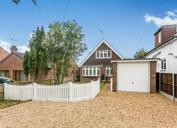 Thumbnail 4 bed detached bungalow for sale in Silvester Road, Waterlooville, Hampshire