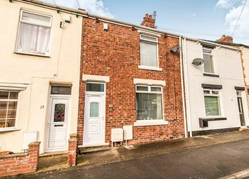 Thumbnail 3 bedroom terraced house for sale in Gladstone Terrace, Coxhoe, Durham