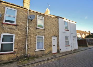 Thumbnail 2 bed terraced house for sale in Sayer Street, Huntingdon