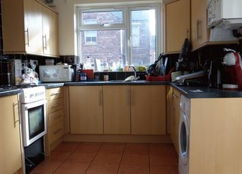 Thumbnail 5 bedroom terraced house to rent in Johnson Road, Nottingham
