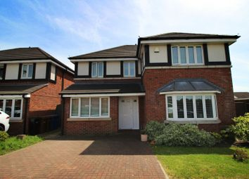 Thumbnail 4 bed detached house for sale in Snowdon Drive, Cheadle Hulme, Cheadle, Cheshire