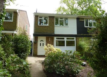 Thumbnail 3 bedroom end terrace house to rent in Robinia Green, Southampton