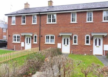Thumbnail 3 bed terraced house to rent in Castle Mews, Usk, Monmouthshire
