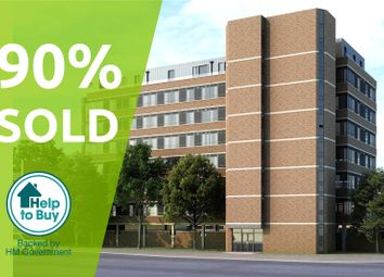 Thumbnail Studio for sale in Westmoreland House, 27 Strand Parade, Worthing, West Sussex