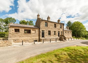 Thumbnail 6 bed detached house for sale in Station House, Lanchester, County Durham