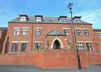 Thumbnail 2 bedroom flat for sale in St. Peters Court, Horbury, Wakefield