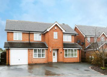 Thumbnail 6 bed detached house for sale in Blisworth Way, Swanwick, Alfreton