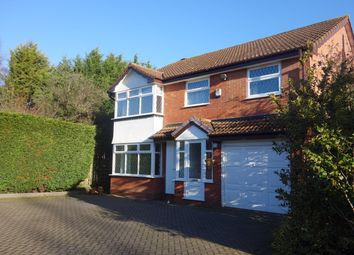 Thumbnail 5 bedroom detached house to rent in Wollescote Drive, Solihull