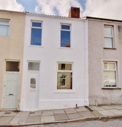 Thumbnail 3 bed terraced house for sale in Bell Street, Barry