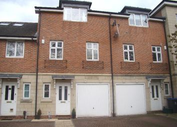 Thumbnail 3 bedroom town house to rent in Lower Green Gardens, Worcester Park