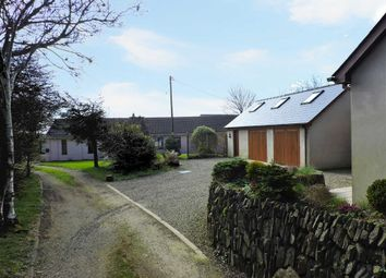 Thumbnail 3 bed detached bungalow for sale in Trefgarn-Owen, Haverfordwest