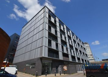 1 bed flat to rent in The Hub Apartments, Clive Passage, Birmingham B4