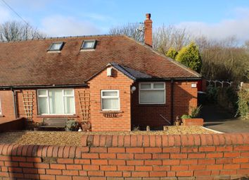 Thumbnail 3 bed semi-detached bungalow for sale in Field Head Lane, Birstall, Batley