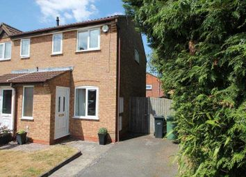 Thumbnail 2 bed semi-detached house to rent in Perivale Way, Stourbridge, West Midlands