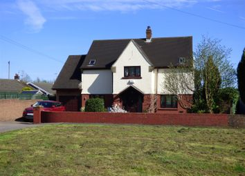 Thumbnail 4 bed detached house for sale in Beech Grove, Chepstow