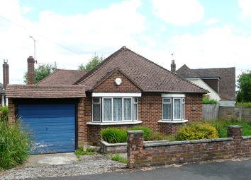 Thumbnail 3 bed bungalow for sale in Cranmore Gardens, Aldershot