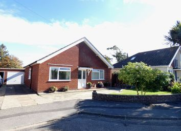 Thumbnail 3 bed detached bungalow for sale in Olave Close, Lee-On-The-Solent