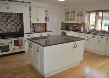 Thumbnail 5 bed detached house for sale in Green Trees, Burton Road, Thealby, Scunthorpe