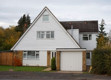 Thumbnail 4 bed detached house for sale in Pheasant Close, Wokingham