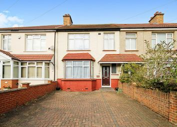 Thumbnail 3 bed terraced house for sale in Princes Avenue, Greenford