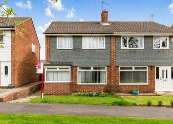 Thumbnail 3 bed semi-detached house for sale in Ketton Avenue, Darlington, County Durham, Darlington