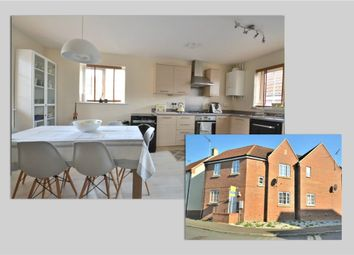 Thumbnail 3 bed semi-detached house for sale in Dairy Way, King's Lynn
