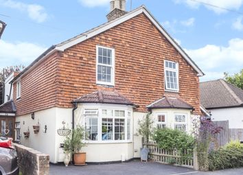 Elm Road, Warlingham, Surrey CR6. 3 bed semi-detached house