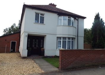 Thumbnail 4 bed detached house to rent in Hospital Road, Bury St. Edmunds